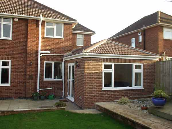 Donnelly Construction Single Storey Home Extension